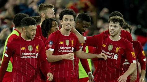 FA Cup draw: Liverpool, Chelsea and Leicester get away ...