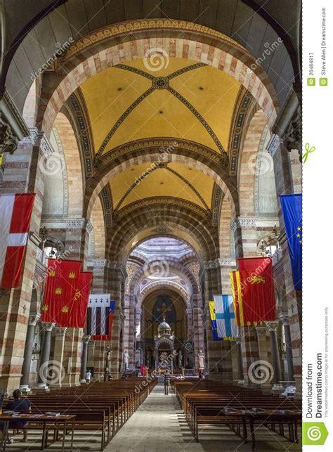 cathedral de la major marseille france editorial