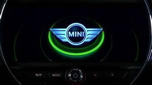 Mini Cooper  Modelo 2014  Sistema De  U00f3rdenes Vocales Con