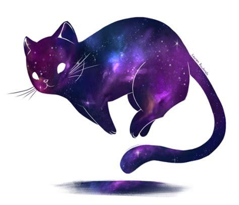 Cool Yin Yang Wallpapers Galaxy Cat Tumblr