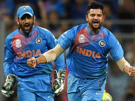 When Ms Dhoni Asked Raina To Sledge More In An India