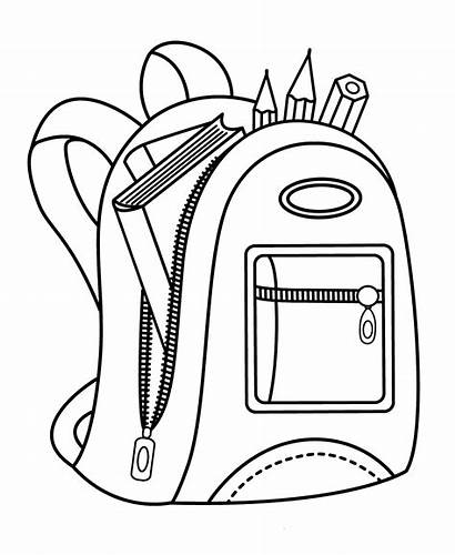 Coloring Printable Supplies Pages Sheet