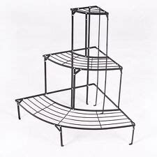Outdoor Etagere Plant Stand by Garden Plant Stand Ebay
