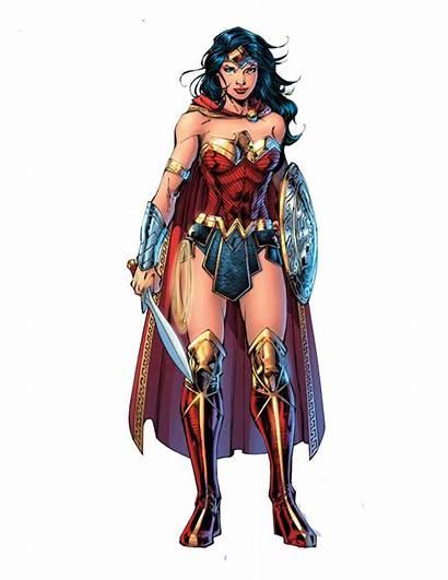 Wonder Woman Dc Superhero Rebirth Comics Comic