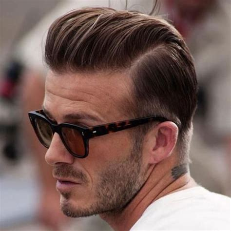David Beckham Hairstyles   Men's Hairstyles   Haircuts 2018