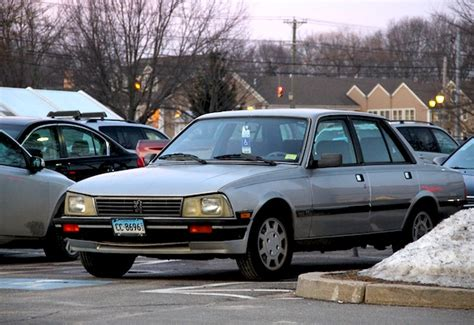 peugeot 505 usa best selling cars blog 187 usa 1980 1985 the last time the