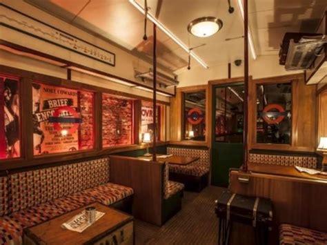 underground supper club     london