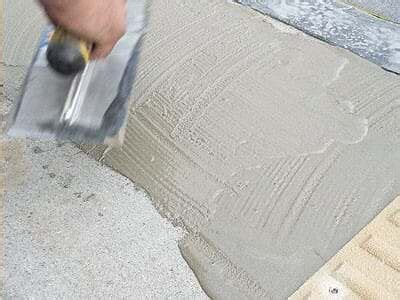 How to Repair Garage Floor Cracks and Pitting   All Garage