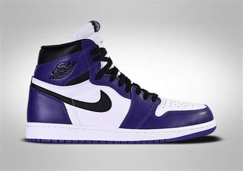 Nike Air Jordan 1 Retro High Og Court Purple