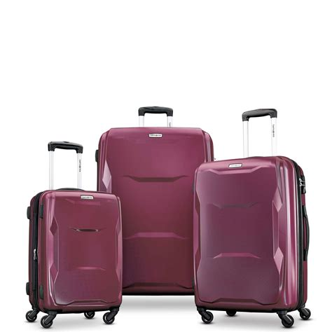 cece set 3 pcs samsonite pivot 3 set