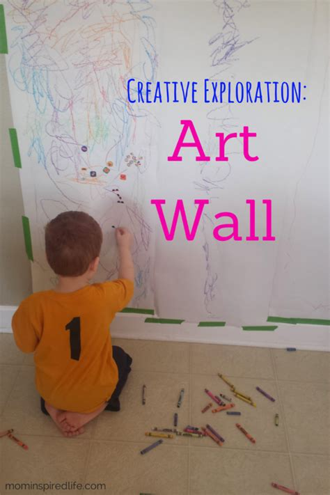 preschool wall 249 | Preschool Art Activity Art Wall