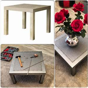 Customiser Une Table En Bois : customiser une table basse ikea ~ Dailycaller-alerts.com Idées de Décoration