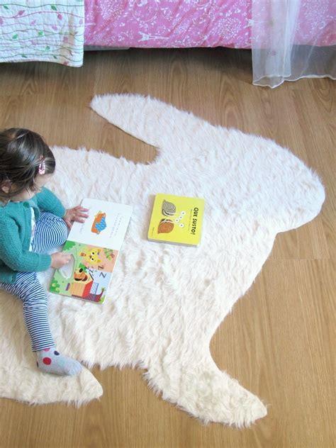 rabbit diy rug favecraftscom