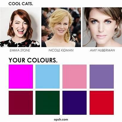 Skin Tone Cool Pale Colors Colours Wear