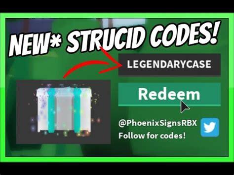 strucid codes  working   roblox youtube