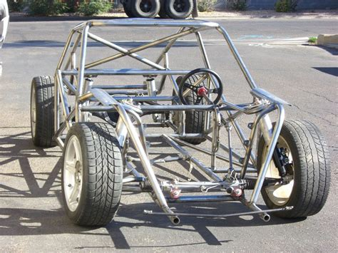 Tub Car by Chassis Mustang Go Kart And Motorized Trike