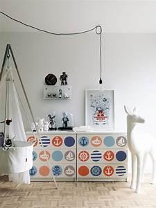 Ikea Kinderzimmer Bett : pimp deine ikea malm kommode mit folie ikea hacks ~ Michelbontemps.com Haus und Dekorationen