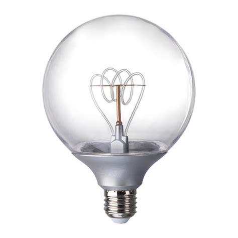 nittio led bulb e27 ikea