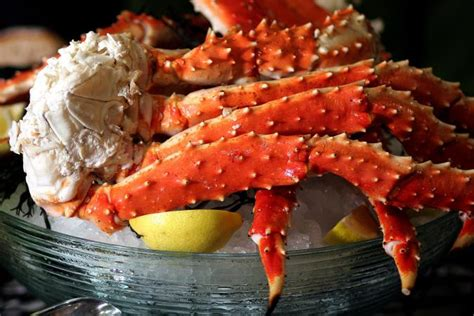 boil king crab legs how to cook king crab legs lovetoknow