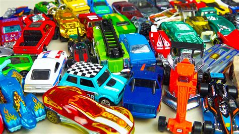 car toys wheels wheels 50 pack toy cars trucks surprise box youtube