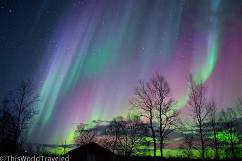 what time can we see the northern lights tonight how to photograph the northern lights this world traveled