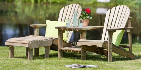 quality wooden garden furniture from garden furniture land