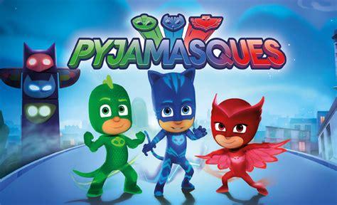 nos nouveaux super heros les pyjamasques confidences