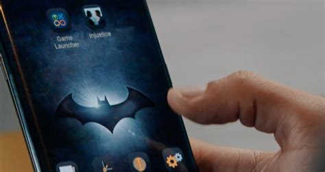 Download Galaxy, s7, edge, injustice Theme for any Android Device Batman edition Galaxy, s7, edge is absurd and awesome M: samsung s7 edge batman