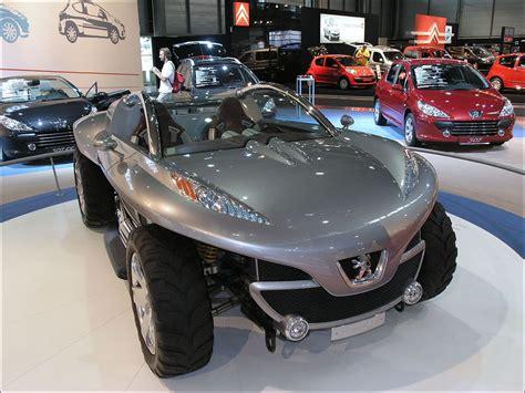 Peugeot Hoggar by Peugeot Hoggar Concept
