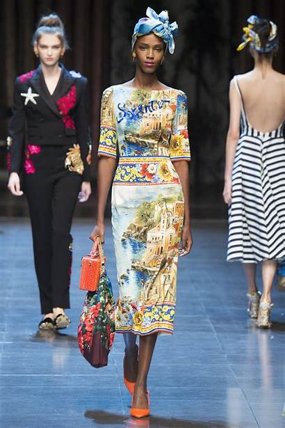 Dolce Gabbana Spring Wear Summer Week Rtw