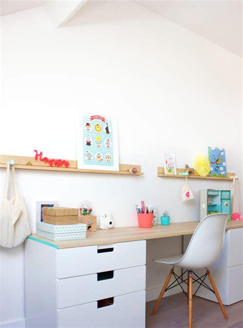 bureau chambre ikea comment aménager un bureau dans une chambre d enfant