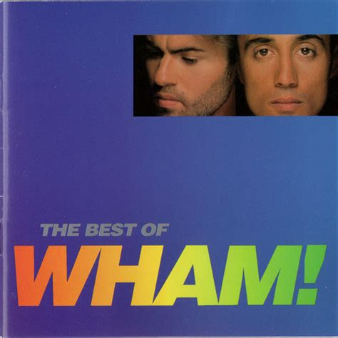 Wham!  The Best Of Wham! (cd, Canada, 0) Discogs