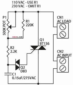 triac based lamp dimmer With acdimmercircuitmicrocontrollercontrolleddimmerpartsjpg