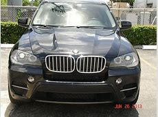 Find used 2011 BMW X5 XDRIVE35D 4DR AWD DIESEL BLACK in