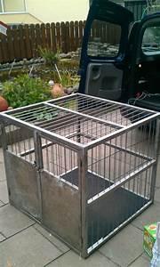 Hundebox Aus Holz : dacia logan hundebox k fig edelstahl biete ~ Eleganceandgraceweddings.com Haus und Dekorationen
