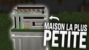 Maison Du Monde Nevers : la plus petite maison en redstone du monde youtube ~ Dailycaller-alerts.com Idées de Décoration
