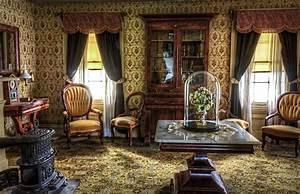Free, Picture, Interior, Furniture, Antique, Interior