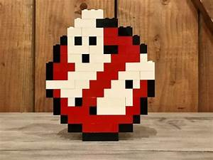 Logo Di Ghostbusters Scultura Di Lego