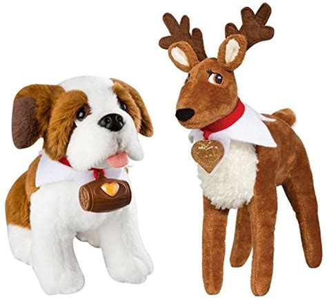 on the shelf reindeer on the shelf pet pack reindeer and