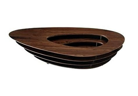 modern oval coffee tables oval coffee tables leave your living room look more