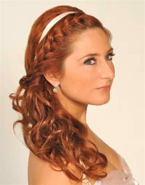 beautiful easy wedding hairstyles  medium hair french