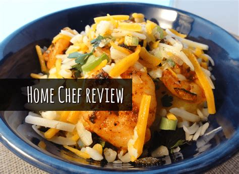 Home Chef : Home Chef Review And Coupon