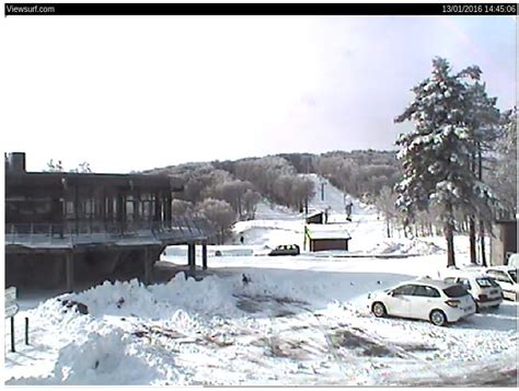 station de ski mont aigoual ouverture de la station de ski de prat peyrot mont aigoual