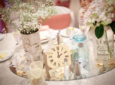 do it yourself decorations for wedding receptions d 233 co table mariage 30 id 233 es originales tr 232 s chic et faciles
