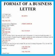 Full Block Format Letter Business Letter Examples Full Block Letter Style Open Punctuation Cover Letter Templates Business Letter Definition Template Online Technical Writing Business Correspondence Overview