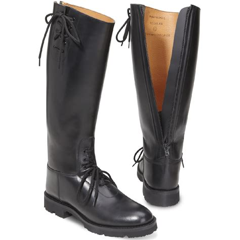 zipper motorcycle boots police motorcycle boots with zipper zip up boots