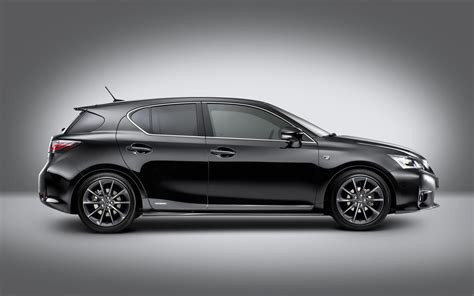 2012 Lexus Ct200h by 2012 Lexus Ct 200h Right Side View Photo 6