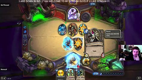 (2015) Hearthstone  Kelthuzad  Paladin  Low Cost Deck