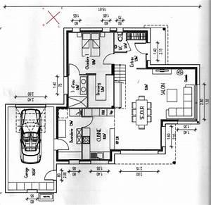 avis sur plan maison r1 135m2 57 messages With plan maison demi etage 9 plan maison 80 m