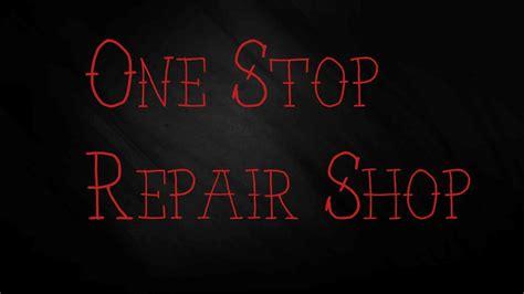 repair rust neon signs